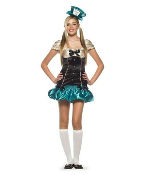 Tea Party Hostess Teen Costume