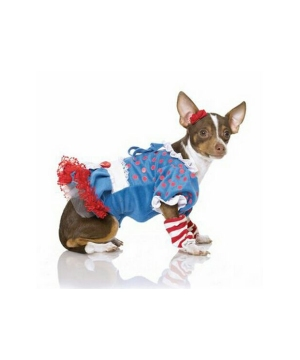 Rag Pup Costume - Pet Costume