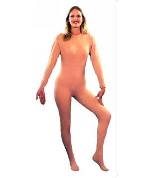 Nude Body Suit Costume - Adult Costume