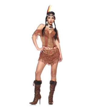 Indian Princess Costume - Adult Princess Costume