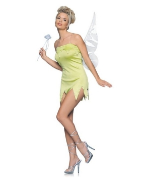 Fairy Sexy Costume - Adult Costume