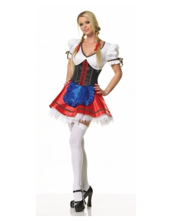 St. Pauly Wench Girl Adult Costume