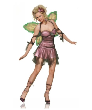 Shimmery Pixie Women Costume