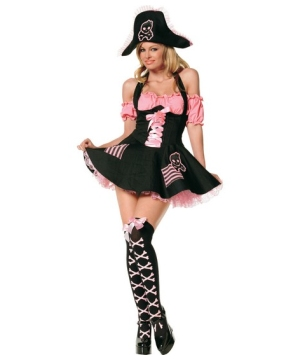 Pirate Treasure Hunt Adult Costume