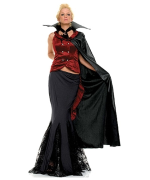 Vampire Queen Women Costume