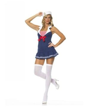 Sexy Sailor Cadet Women Costume