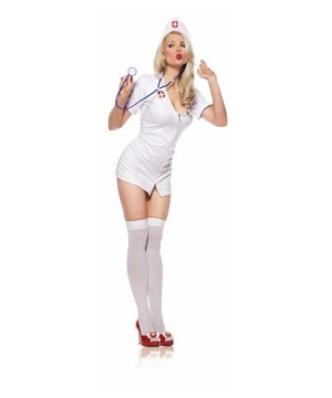 Nurse Sexy Costume- Adult Costume