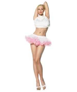 Petticoat Chiffon - Adult Costume Accessory