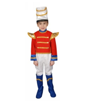 Toy Soldier Kids Costume