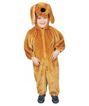Cute Puppy Kids Costume