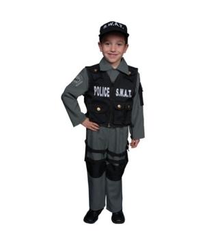 s.w.a.t. boys costume