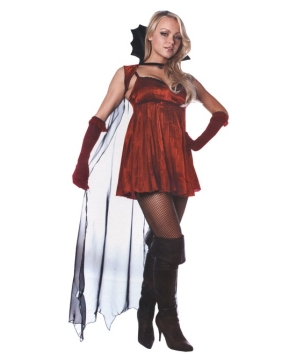 Inferno Devil Women Costume