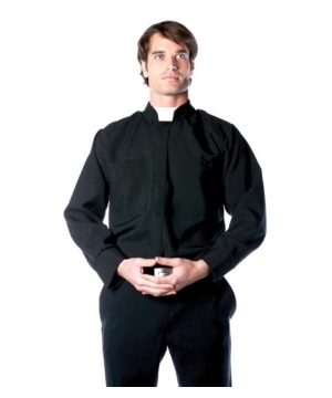 Priest Shirt Adult Costume