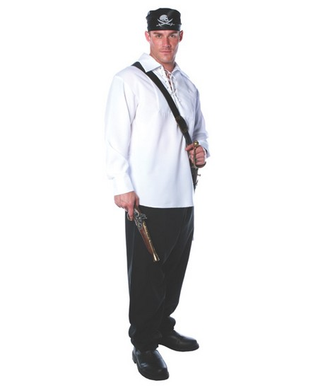 t Shirt Costumes Men Mens Pirate Shirt Men