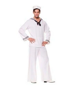 Sailor Male Shirt Adult Costume