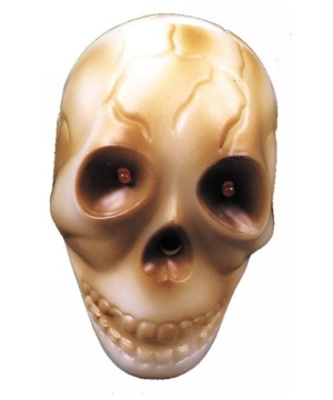 Vincent Living Skull Prop - Halloween Decoration