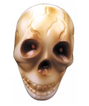 Vincent Living Skull Prop - Halloween Decoration