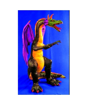 Dragon Latex Prop - 23 Inches