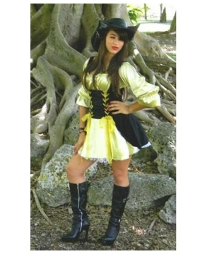Pirate Wench Costume – Adult Costume