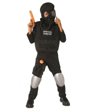 Special Forces Boys Costume