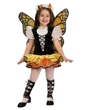 Monarch Butterfly Costume - Toddler/Kids Costume