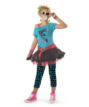 80s Valley Girl Costume - Kids Costume