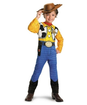 Woody Kids Costume