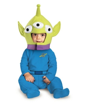 Toy Story Alien Baby Boy Costume
