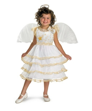 Angel Belle Costume - Disney Toddler Costume