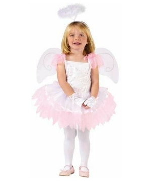 Angel Ballerina Baby Costume