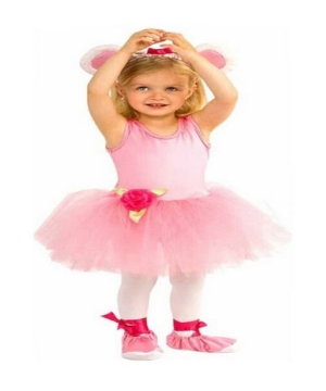 Angelina Ballerina Kids Costume