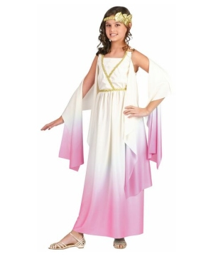 Athena Costume - Kids Greek Costume