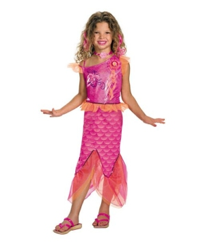 Barbie Merliah Kids Costume deluxe