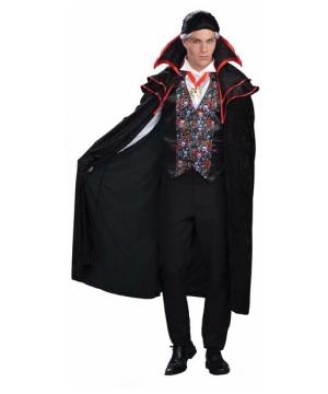Baron Von Blood Adult Costume