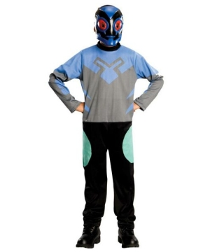 Batman Brave And Bold Blue Beetle Kids Costume