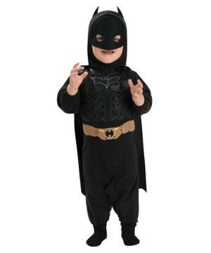 Dark Knight Batman Baby Costume