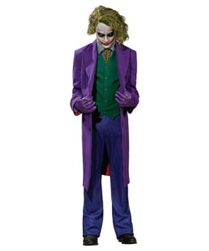Batman Dark Knight The Joker Adult Costume Theatrical