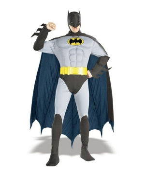 Batman Muscle Adult Costume