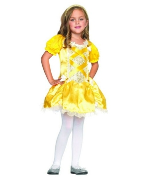 Belle of the Ball Girls Costume