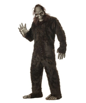 Big Foot Adult Costume