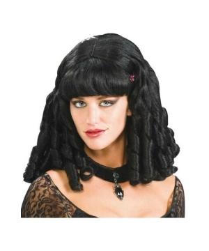 Black Scarlet Southern Belle Wig - Adult Wig