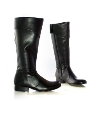 Bonny Black Boots - Adult Shoes