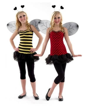 Bugging Out Teen Costume