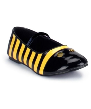 Bumble Bee Flats - Kids Shoes