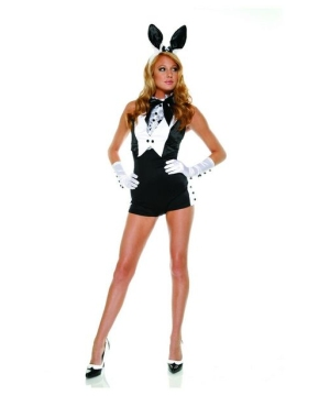 Bunny Plush Adult Costume