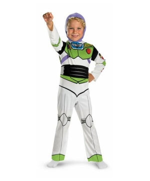 Toy Story Buzz Lightyear Kids Costume
