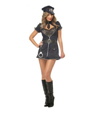 Candy Cop Costume - Adult Costume