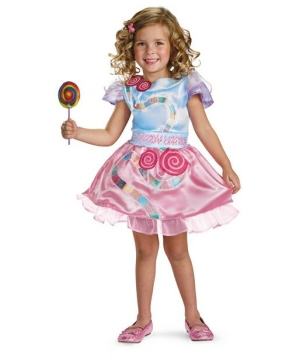 Candyland Kids Costume