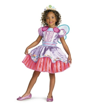 Candyland Costume - Kids/toddler Costume deluxe