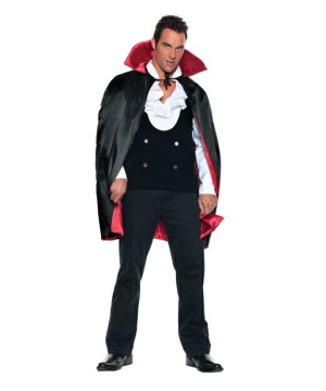 Cape Reversible - Costume Accessory deluxe